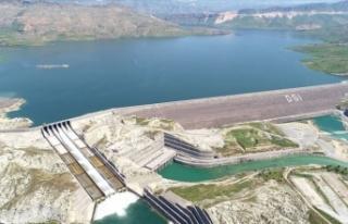 Ilısu Barajı'ndan ekonomiye 4 ayda 600 milyon...