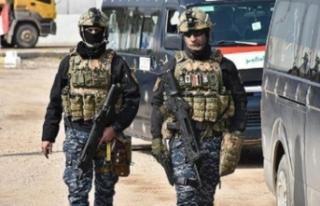 Irak'ta DEAŞ tehdidi nedeniyle bir belde boşaltıldı