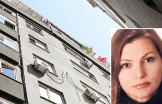 İstanbul'da 7'inci kattan düşen kadının...