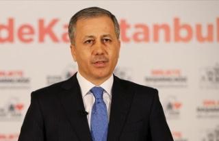 İstanbul Valisi Yerlikaya'dan 'kademeli...