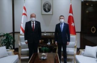KKTC Başbakanı Tatar: Kıbrıs'ta egemen eşitlik...