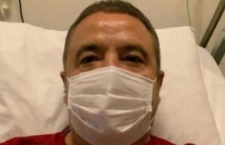 Korona tedavisi gören Muhittin Böcek'in sağlık...