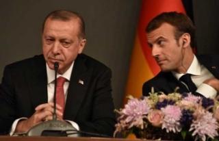 Macron'un Türkiye hayali ifşa oldu