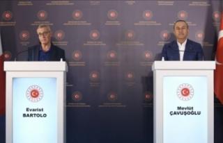 Malta Dışişleri ve Avrupa İşleri Bakanı Bartolo:...