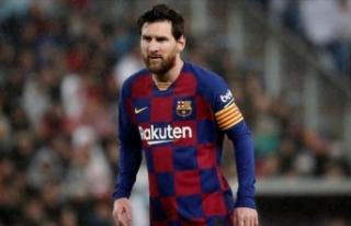 Messi yuvada kalacak