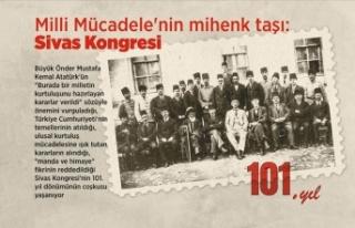 Milli Mücadele'nin mihenk taşı: Sivas Kongresi