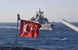 MSB'den flaş Doğu Akdeniz mesajı: Kabadayılığa...