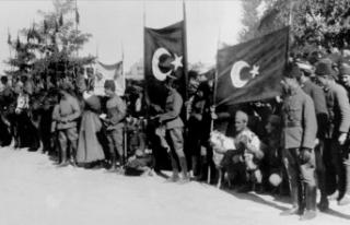 MSB İzmir'in düşman işgalinden kurtuluşuna...