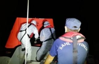 Muğla'da 9 sığınmacı kurtarıldı