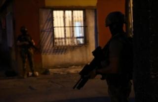 Muş'ta PKK'ya operasyon