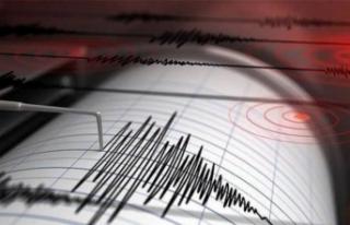 Muş'ta gece yarısı korkutan deprem!