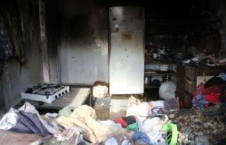 Müstakil evde korkutan yangın! Çok sayıda yaralı...