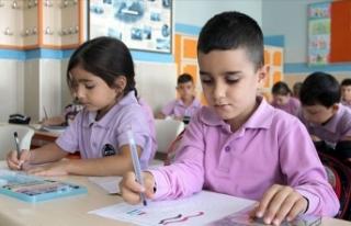 Okullarda yüz yüze eğitimin başlaması ile ilgili...