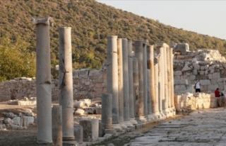 'Patara Yılı'nda antik kentteki çalışmalar...