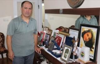 'PKK denilen lanet çok anneyi babayı boynu...