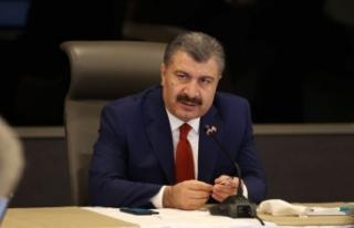 Sağlık Bakanı Koca: Ortak düşmana karşı birlikte...