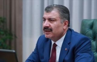 Sağlık Bakanı Koca, yatak doluluk oranını açıkladı