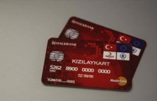 Türk Kızılaydan 'alışveriş kartlarının...