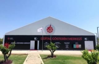 Türk donanmasının zaferleri Dijital Gösterim Merkezi'nde