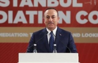 Türkiye '7. İstanbul Arabuluculuk Konferansı'na...