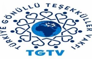 Türkiye Gönüllü Teşekküller Vakfı'ndan...