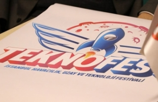 Uçan araba tasarımları ve su altı sistemleri TEKNOFEST'te...