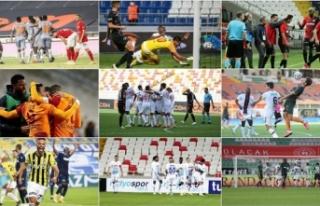 6. hafta sonunda Süper Lig'de son durum