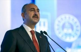 Adalet Bakanı Gül: Seri muhakeme ve basit yargılama...