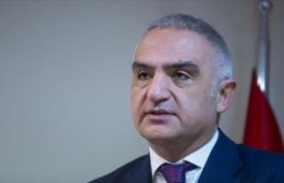 Bakan Ersoy, Cumhurbaşkanlığı Kültür ve Sanat...