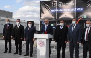 Bakan Karaismailoğlu: Ankara-İzmir hızlı tren...