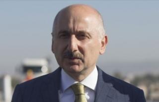 Bakan Karaismailoğlu: Kömürhan Köprüsü dünya...