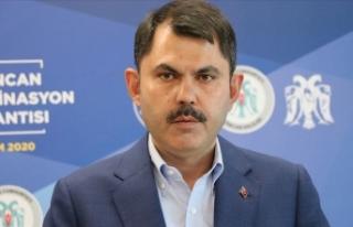 Bakan Kurum'dan 'Azerbaycan'ın yanında...