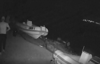 Çağla Kubat'ın tekne motorunu çaldılar,...