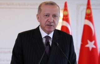 Erdoğan'dan Azerbaycan için hep destek, tam...