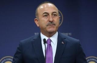 Dışişleri Bakanı Çavuşoğlu'ndan Azerbaycan...