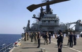 Doğu Akdeniz'de provokasyon, Çanakkale detayı...