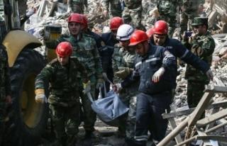 Ermenistan saldırılarındaki acı bilanço açıklandı