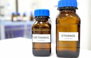 Etil ve metil alkol arasındaki fark anlaşılabilir...