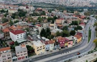 Fatih Belediyesi'nden Haliç Sahili'ne güzellik...
