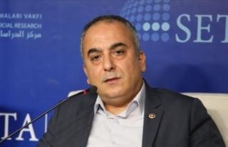Gazeteci ve siyasetçi: Markar Esayan