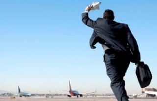 Havalimanlarında 'uçuş kaçırma' derdi...