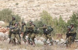 İşgalci İsrail'den mülteci kampına baskın