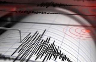 İstanbul'da tehlikeli fay üzerinde deprem