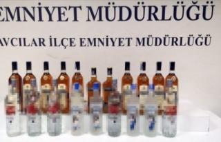 İstanbul'da sahte içki operasyonu! Çok sayıda...