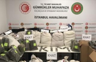 İstanbul Havalimanı'nda operasyon!