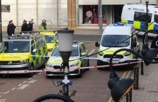 Londra'da bomba paniği: Cadde boşaltıldı