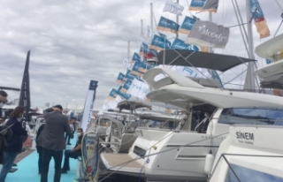 Marinturk Marina'daki 'CNR Avrasya Boat...