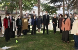 Milli Eğitim Bakanı Selçuk Çankırı'da öğretmenlerle...