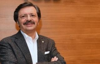 Rifat Hisarcıklıoğlu: Standartlar Milli Takımı'nı...