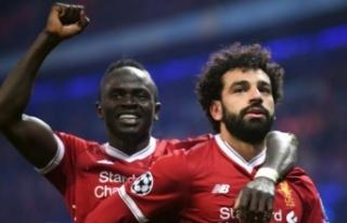 Salah Liverpool'un 'en'lerinde